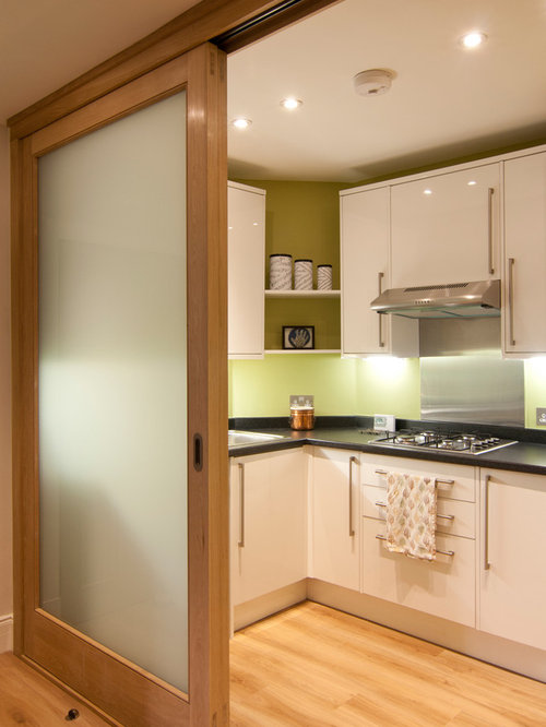 Sliding Door Kitchen Ideas, Pictures, Remodel and Decor