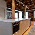 KabinetKing-StarMark Cabinets - Industrial - Kitchen - New York - by Kabinet King USA Inc