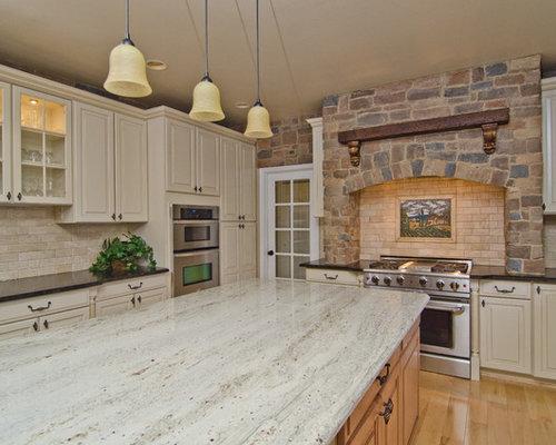 River White Granite Countertops Ideas Pictures Remodel