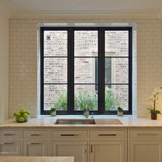 Transitional Kitchen by Besch Design, Ltd.