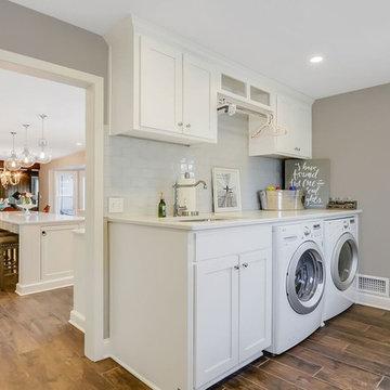 Leawood Blanco Kitchen Renovation