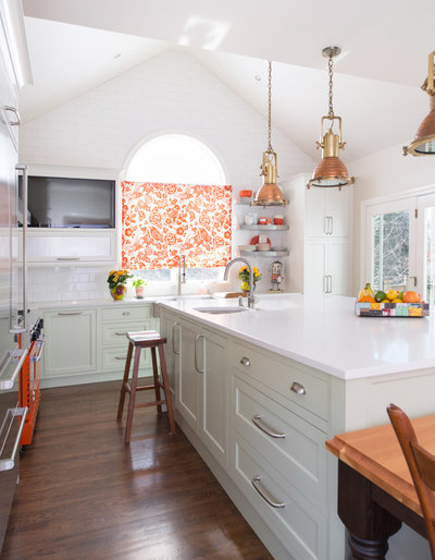 Transitional Kitchen by Kitchen Studio: Kansas City