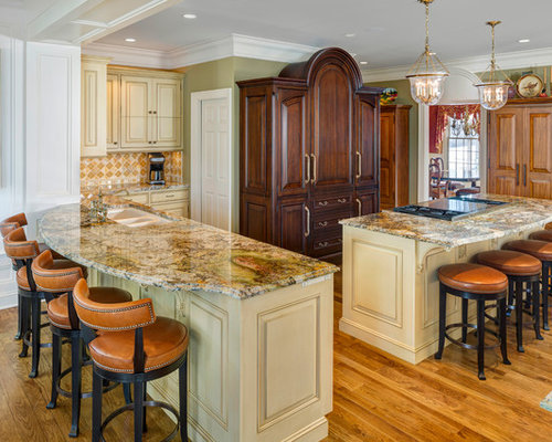 Gentil Leawood Gourmet Dream Kitchen
