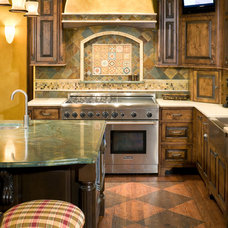 Traditional Kitchen by CHC Creative Remodeling