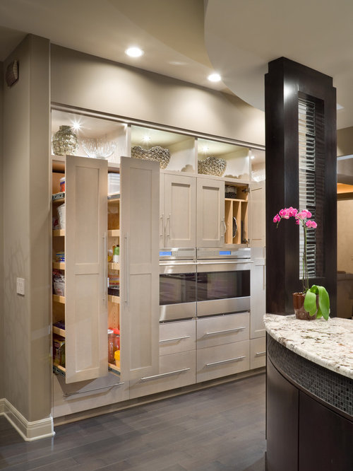 Ikea Pull-Out Pantry Ideas, Pictures, Remodel and Decor
