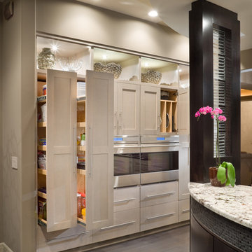 Leawood Kitchen Remodel - Contemporary