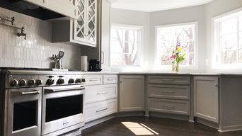 Leawood Lattice Kitchen Cabinetry