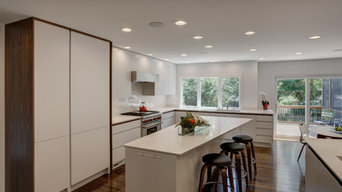Leawood White Hot Kitchen Cool