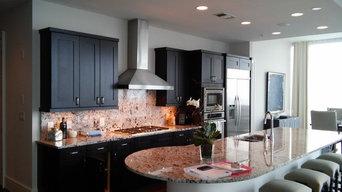 LED Kitchen Cabinets Lighting Upgrade