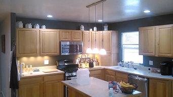 LED Kitchen Lighting Remodel