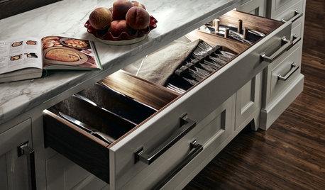 Pregunta al experto: Cómo guardar los cubiertos de la cocina