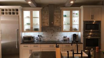 LED under cabinet tape light