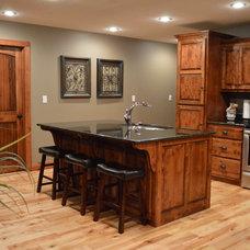 Traditional Kitchen Ledbetter House