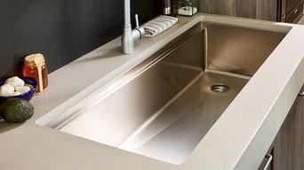Ledge Kitchen Sinks • Create Good Sinks