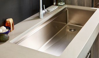 Ledge Kitchen Sinks • Create Good Sinks