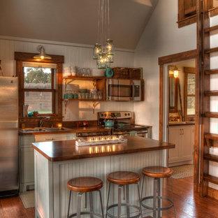 Leech Lake 2 Kitchen