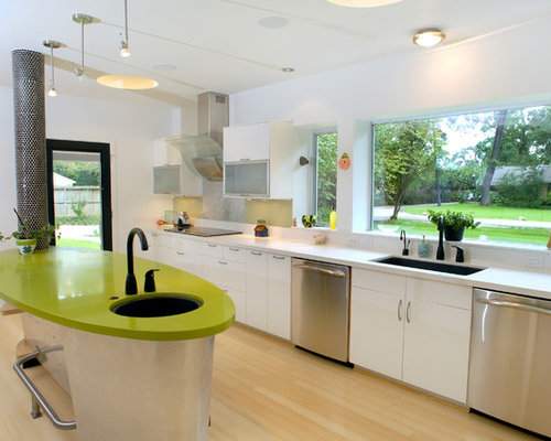 Formica Cabinets Ideas, Pictures, Remodel and Decor