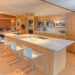 75 Most Por Midcentury Modern Milwaukee Kitchen Design