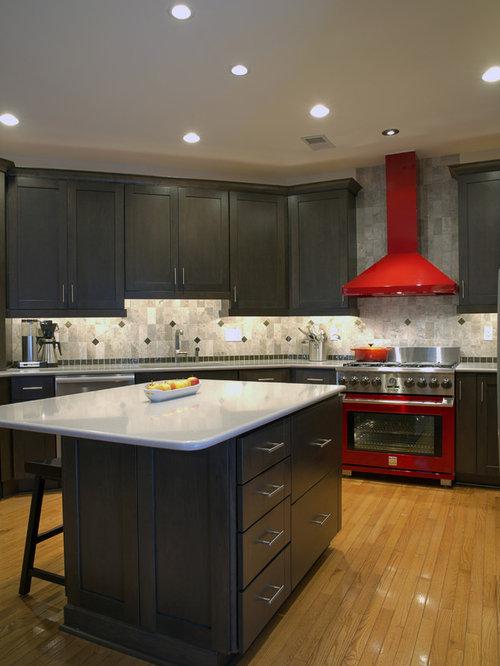 Leesburg Contemporary Kitchen
