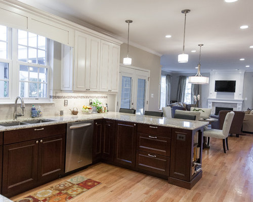 kitchen cabinets light upper dark lower lower white cabinets home design ideas 9161