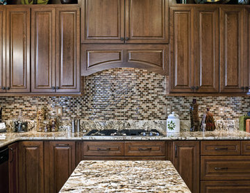 Leesburg Traditional Kitchen - Granite