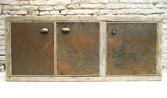 Legno e ruggine in cucina - Wood and rust in a kitchen