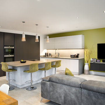 Leigh on Sea Kitchen with gorgeous outdoor space