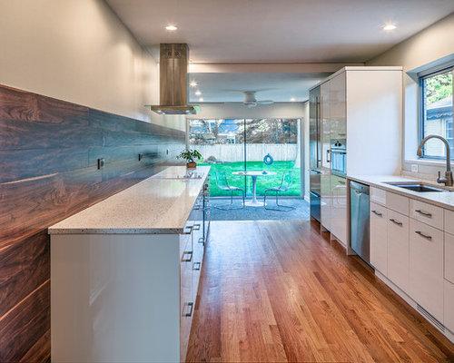 saveemail - Galley Kitchen Design Ideas