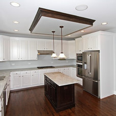 Traditional Kitchen by 5th Avenue Construction,Inc