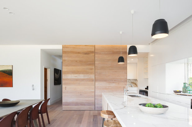 Scandinavian Kitchen by Corben Architects