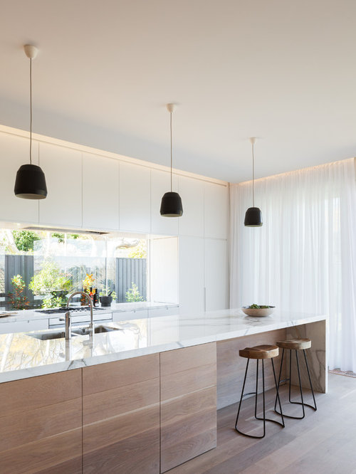 Houzz Scandinavian Kitchen Design Ideas Remodel Pictures