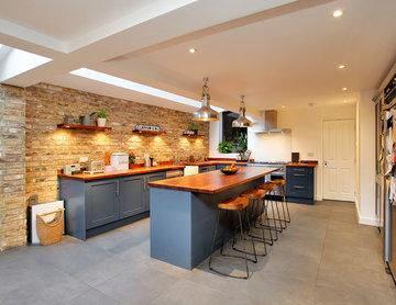 Leppoc Rd SW4 - kitchen extension