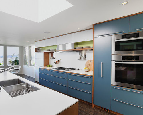 Shallow Depth Cabinets | Houzz