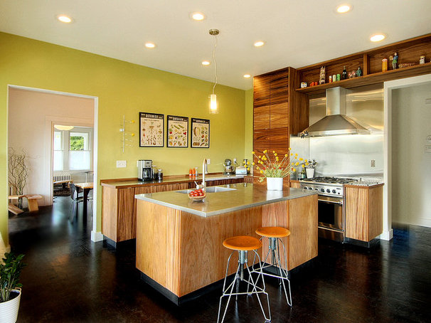 Modern Kitchen by Zinc Art + Interiors
