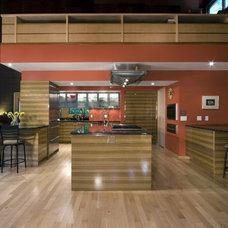 Kitchen by Leslie Meyers