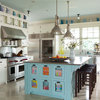 Kitchen Confidential: 7 Ways to Mix and Match Cabinet Colors