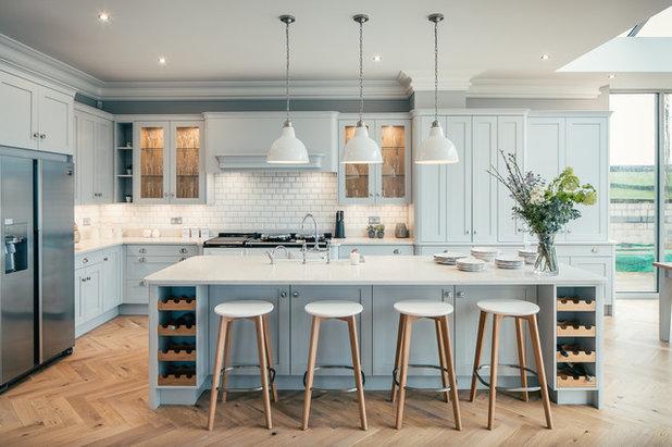 Fusion Kitchen by E J Nunn