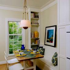 Contemporary Kitchen by Davida's Kitchen & Tiles