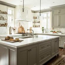 Kitchen + Sunroom