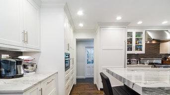 LG Bloomfield Hills Kitchen Renovation