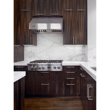 Modern Kitchen by Moroso Construction