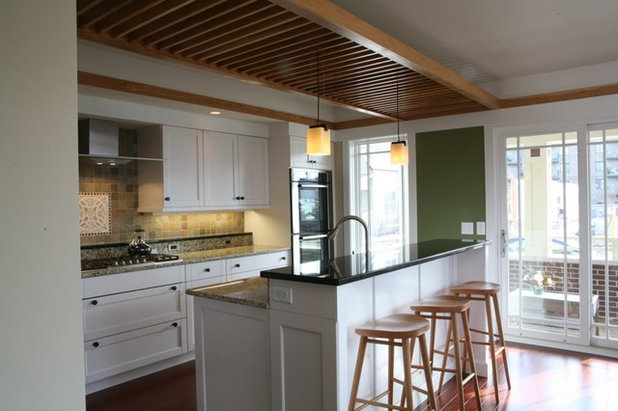 Kitchen by Sarah Susanka, FAIA