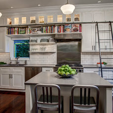 Craftsman Kitchen by Board and Vellum