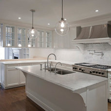 Traditional Kitchen Countertops by ABC Worldwide Stone