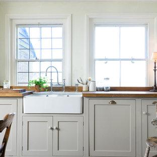 Idéer för att renovera ett lantligt kök