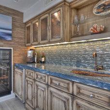 Kitchen by Venetian Stone Gallery