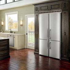 Rustic Kitchen by Liebherr Appliances