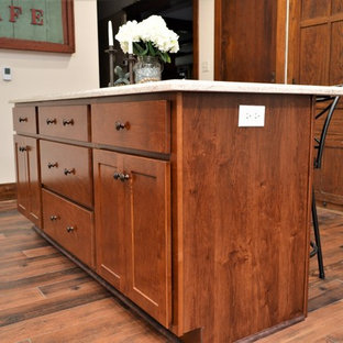 Lieters Ford, IN. BaileyTown Select. Maple Craftsman Inspired Kitchen