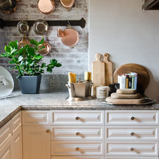 traditional kitchen by Alex Amend Photography