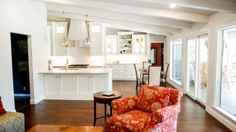 LIght and Bright Contempory Kitchen